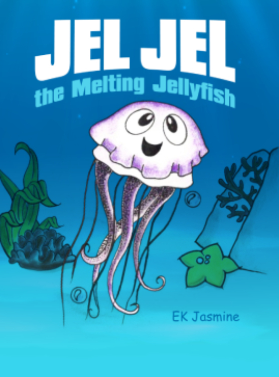 Jel Jel the melting jellyfish