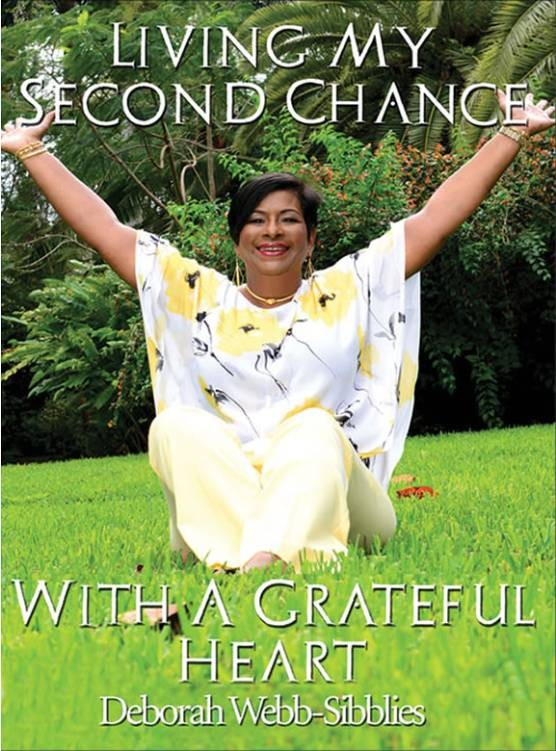 Living My Second Chance With A Grateful Heart